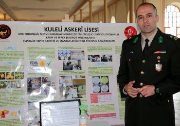 TÜBİTAK yarışmasında Kuleli Askeri Lisesi başarısı
