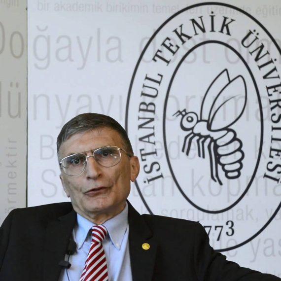 Aziz Sancar'dan İstanbul Üniversitesi'ne Bağış